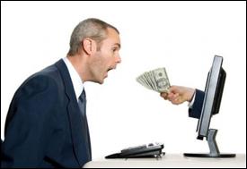 Как получить заработанные интернет-деньги