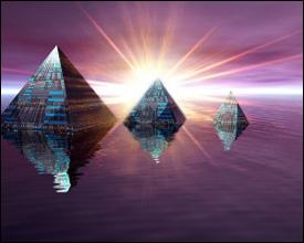 Шесть кошельков, как вид пирамиды